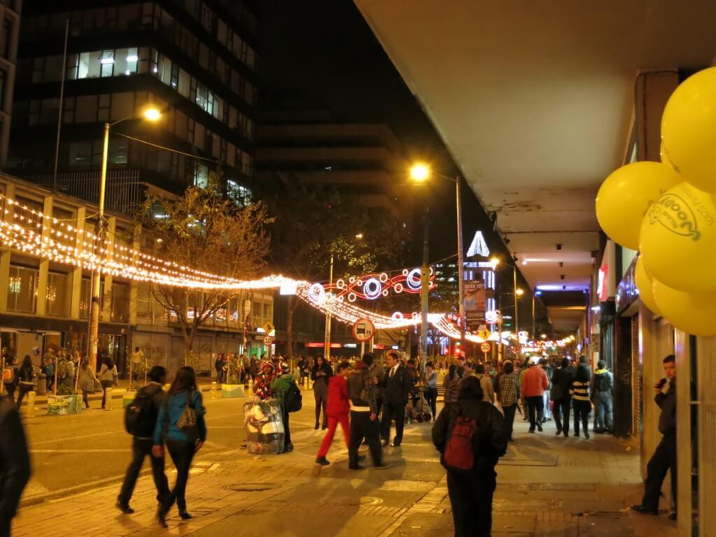 ボゴタ旧市街を観光しながらコロンビアの食べ物を楽しもう