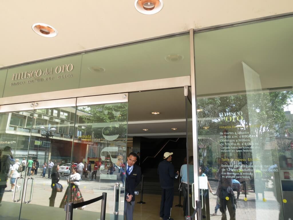 ボゴタの黄金博物館でエル・ドラド伝説に迫る!?