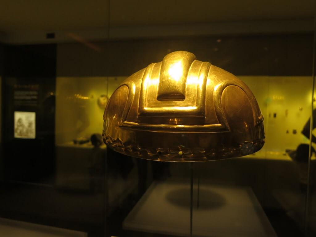 黄金博物館 黄金 ボゴタ コロンビア