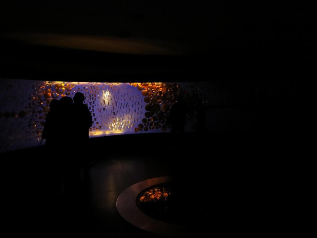 エル・ドラード体験 黄金博物館 黄金 ボゴタ コロンビア