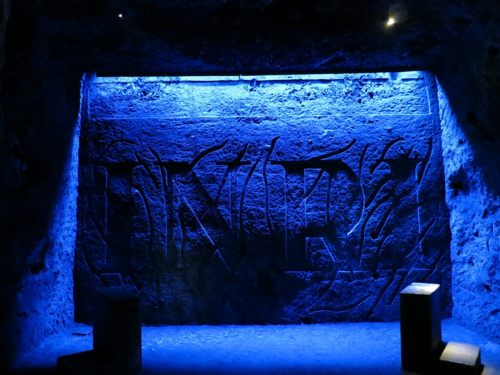 モニュメント シパキラ 岩塩教会 迷路 コロンビア