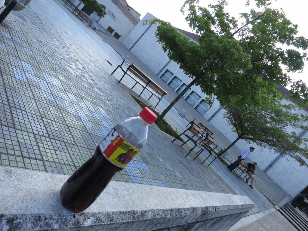 今日のコーラ BIIGコーラがあるコロンビア