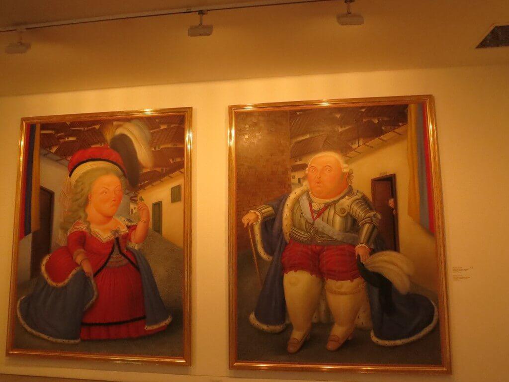 アンティオキア美術館 ボテロ メデジン コロンビア