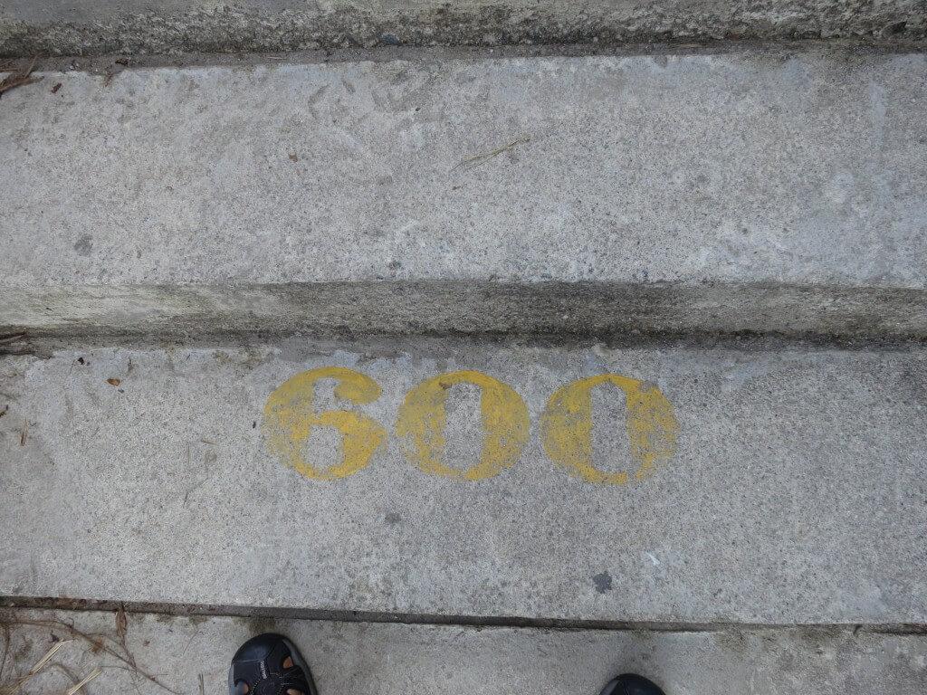 巨大岩「ラ・ピエドラ・デル・ペニョール」の階段数は700段以上!?