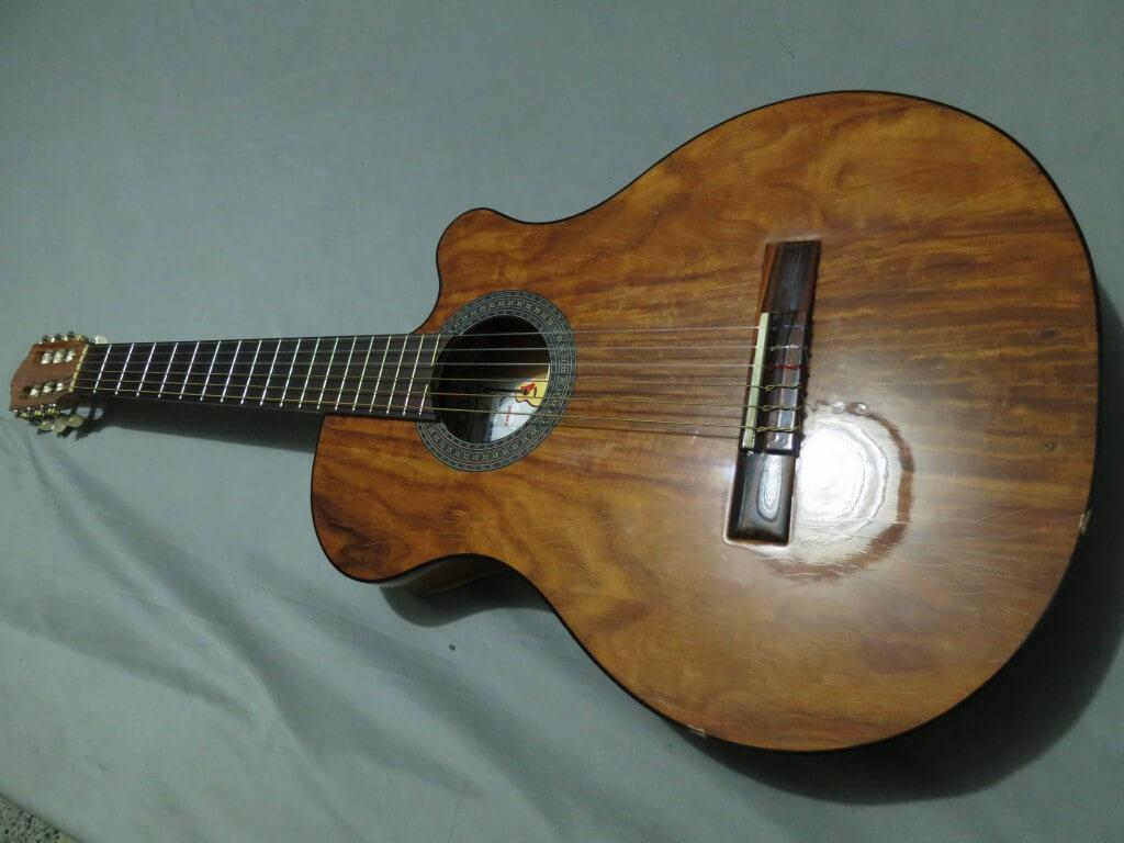 旅人再会から絶対世界一周で欲しい宝が!?ハカランダギター買う!!絶対!!