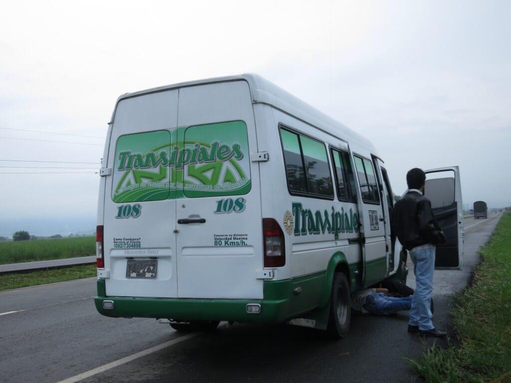 アルメニアからカリ、そしてイピアレスへって・・・・車が故障した!?