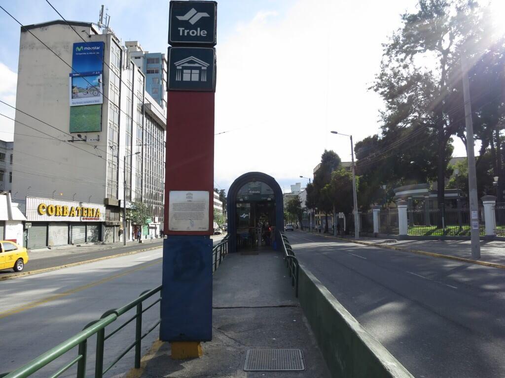オタバロからキトへの行き方?エクアドル首都はゴーストタウン!?