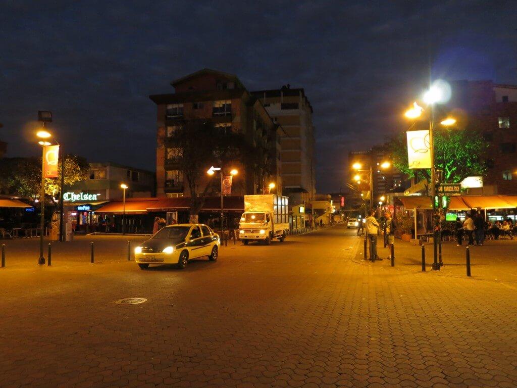 中南米では夜中と土日の移動は絶対するな!!マジでゴーストタウン!?