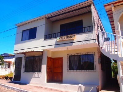 サン・クリストバル島 Casa mabell カサマベール
