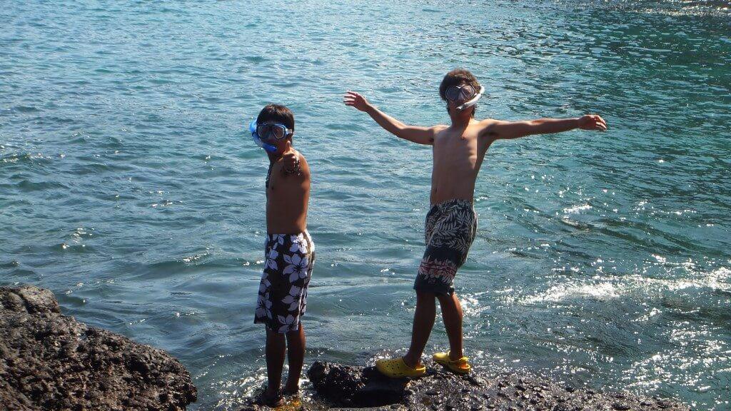 サン・クリストバル島のLas Tijeretasでのシュノーケリングは命がけ!?