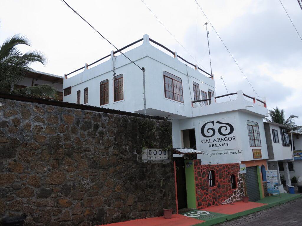 サンタ・クルス島 GalapagosDreamsHostal ガラパゴスドリームホステル