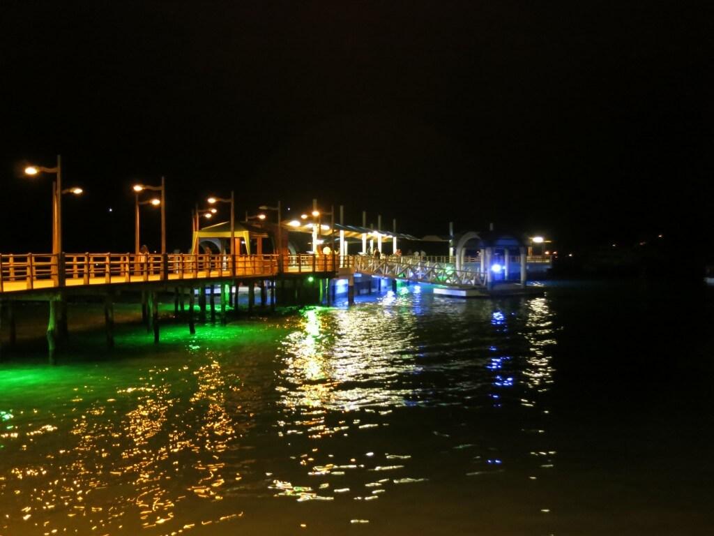 ガラパゴス諸島 サンタ・クルス島からイサベラ島へ連絡船チケットは?
