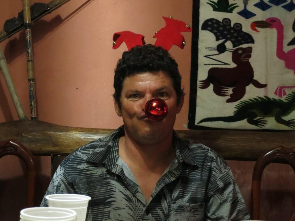 クリスマス ガラパゴス諸島
