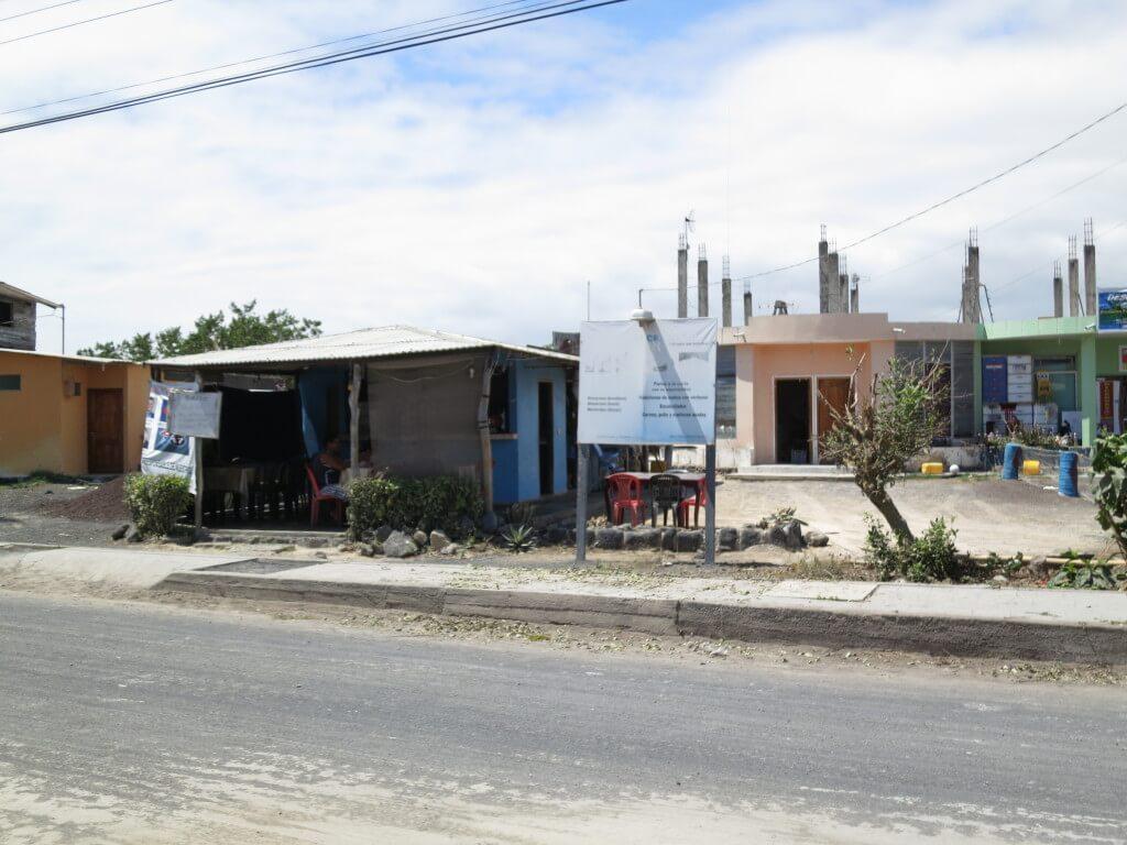 イサベラ島 安食堂