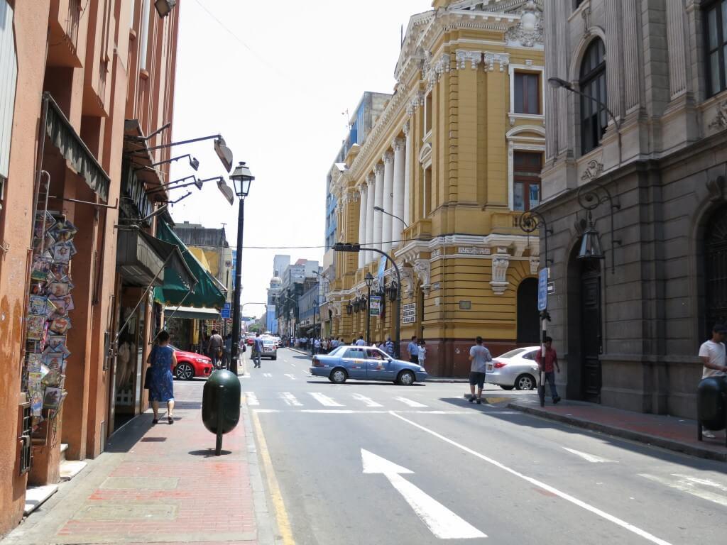 ペルーの首都リマ!観光はホテルからスタート!Hotel Espana(ホテル エスパーニャ)