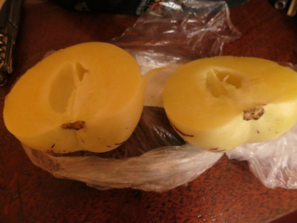 ペピーノ ミニメロン リマ ペルー メロンの味