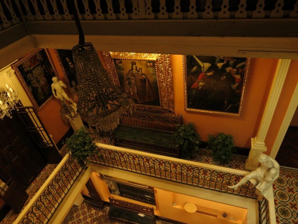 ペルーのリマで超有名な宿 Hotel Espana(ホテル エスパーニャ)