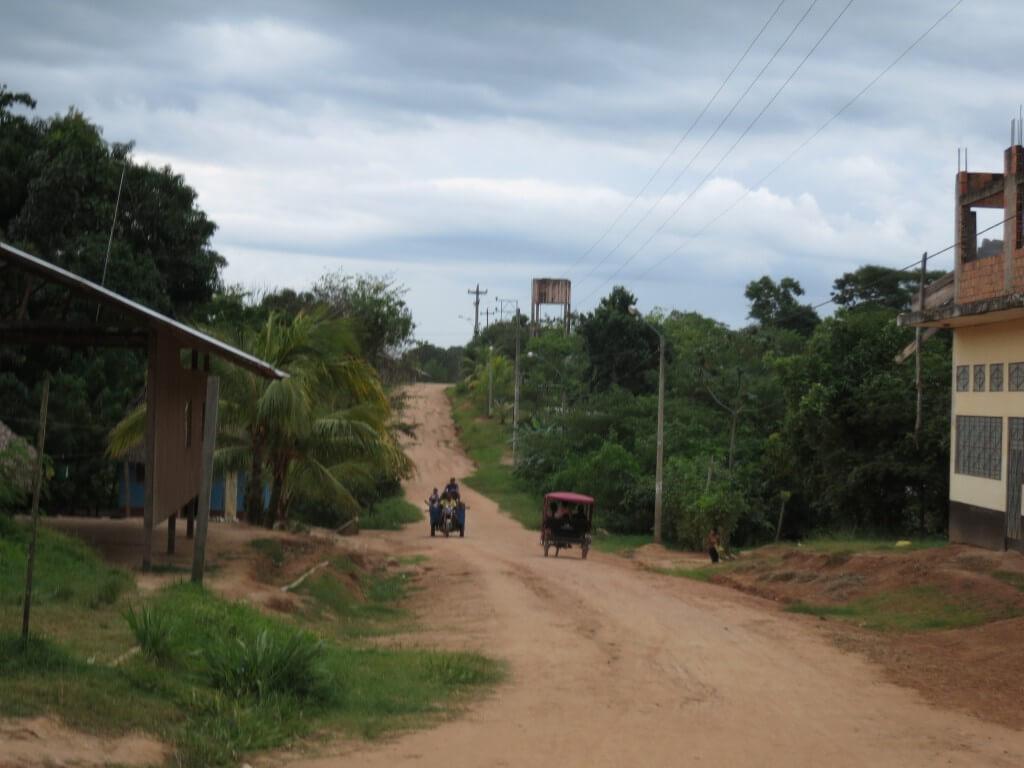 シャーマン サン・フランシスコ村 アヤワスカ ペルー