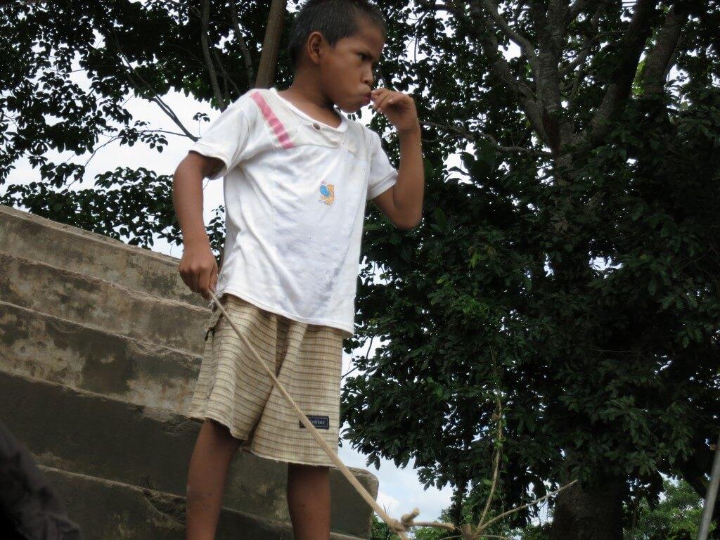 アヤワスカ 子供達の未来 サンフランシスコ村 シャーマン ペルー