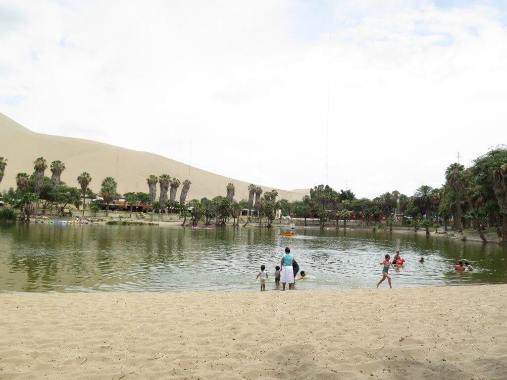 ペルーに砂漠に本物のオアシス!ワカチナの街を目指せ!行き方は?
