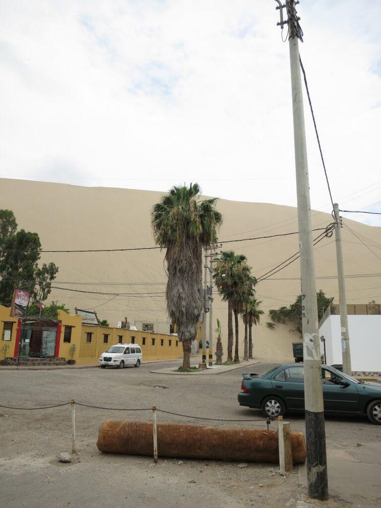 ワカチナ オアシス 砂丘 イカ ペルー