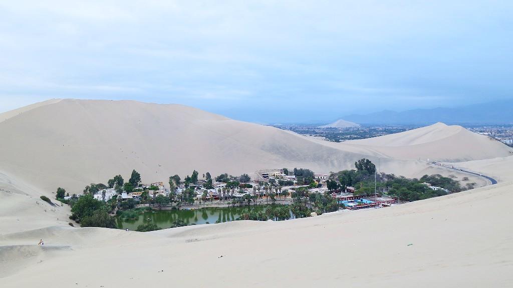 リマからワカチナの行き方は?本物のオアシスの砂漠でサンドボードにバギーでかっ飛ばせ!