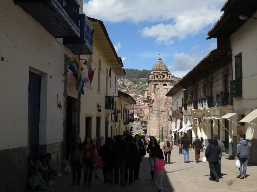 ペルーのお土産!クスコはアルパカはもちろんかわいいお土産いっぱい♪