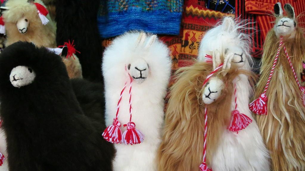 ペルーのクスコのお土産!絶対に欲しくなるアルパカにおすすめの人形まとめ