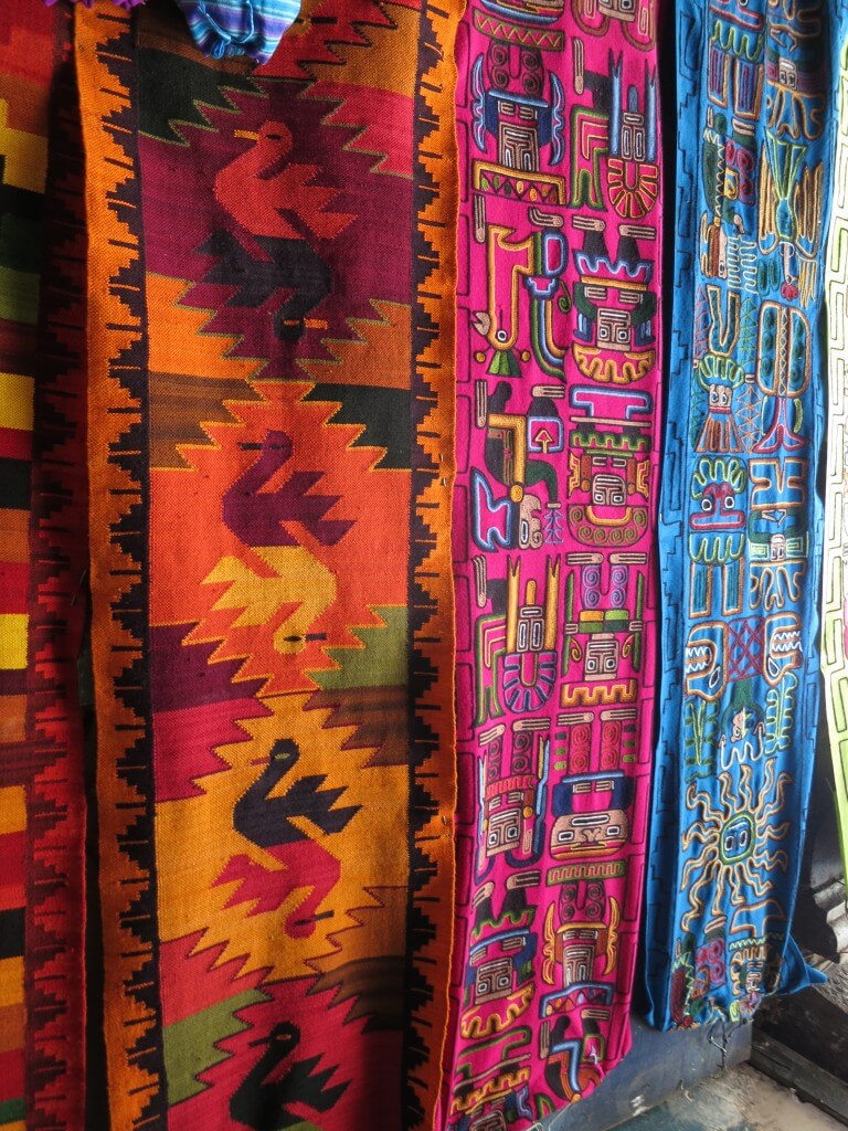 ペルーのクスコのお土産でインカの布なんてどう?