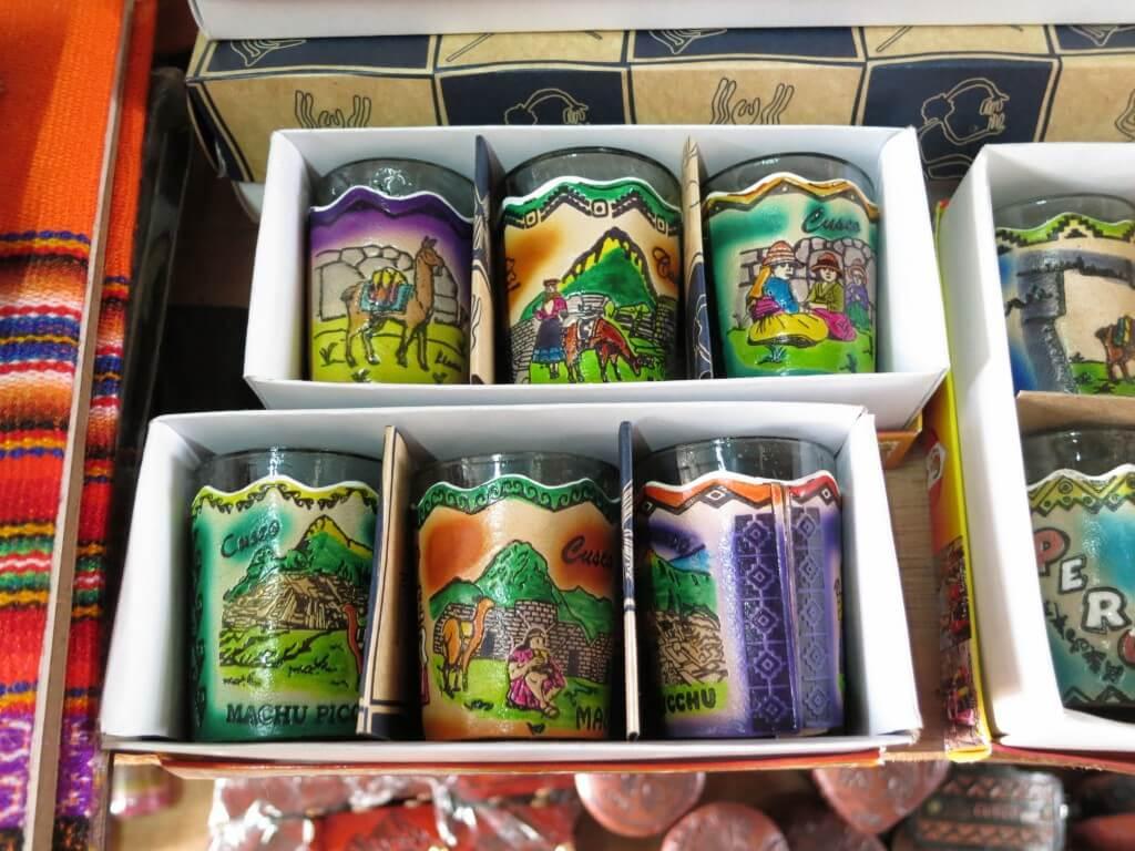 ペルーのクスコのお土産でカップ、小物のお土産は?