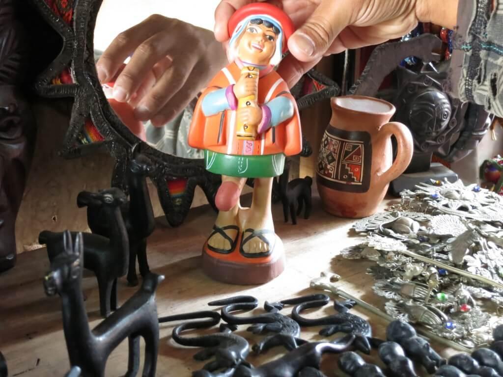 お土産 クスコ ペルー 人形