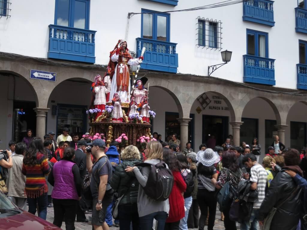 クスコ お祭り フェスティバル ペルー
