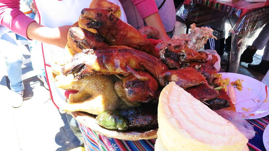 ペルーの伝統料理まとめ!クスコで食べるクイ料理など紹介するよ