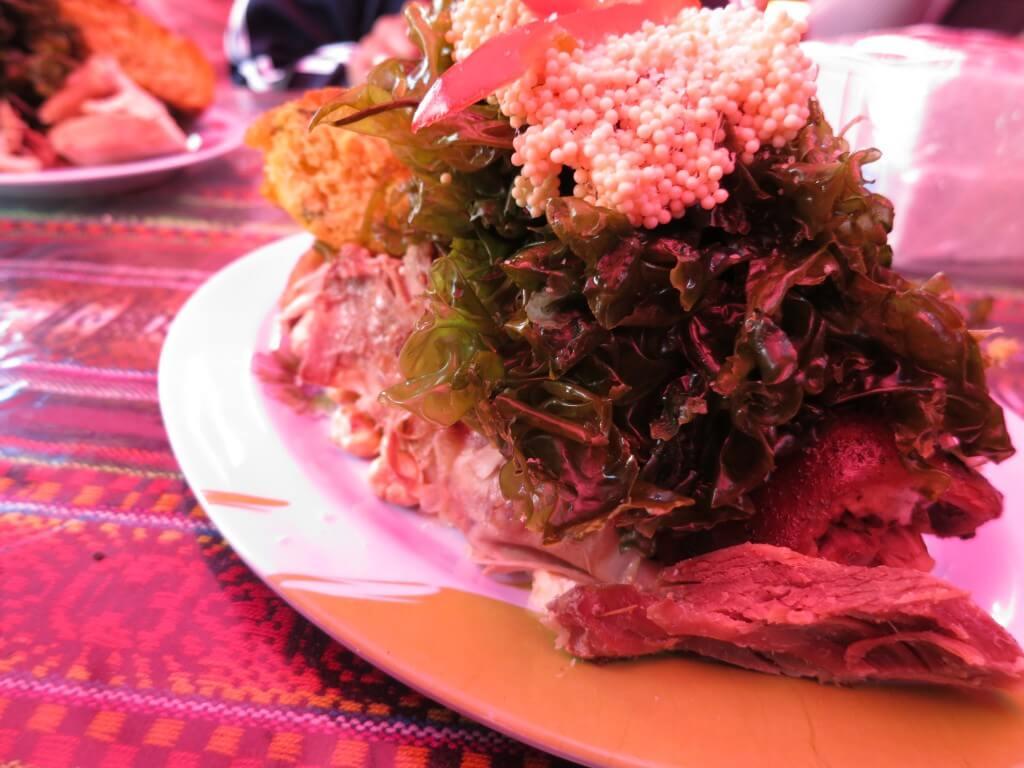クイ テンジクネズミ ペルー伝統料理 クスコ