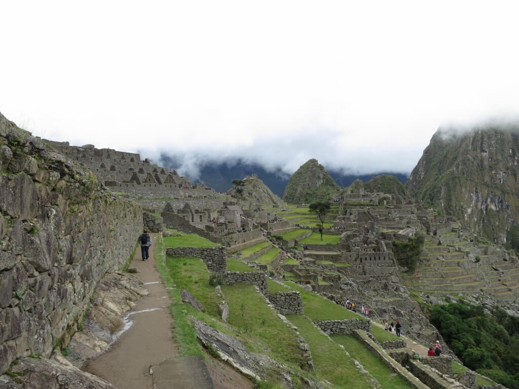 世界遺産マチュピチュ遺跡へ!もう入場すればそこは「天空の城ラピュタ」だった!