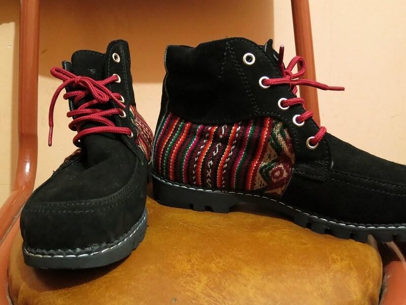 クスコに来たなら世界に一つのオーダーメイド靴を作ってみてはいかが?