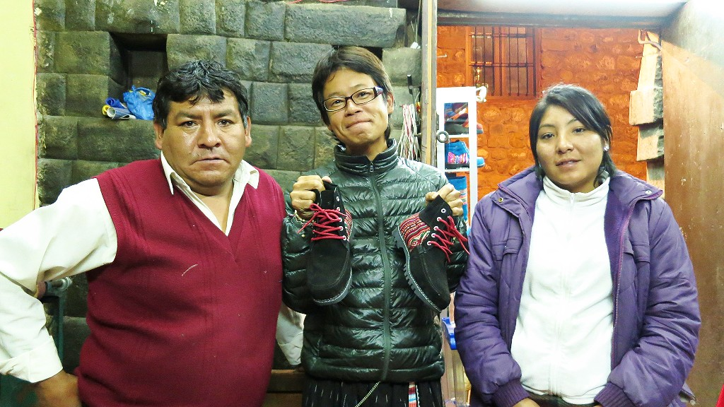 ペルーのクスコで靴を作ろう!オーダーメイドシューズのおすすめの靴屋を紹介するよ