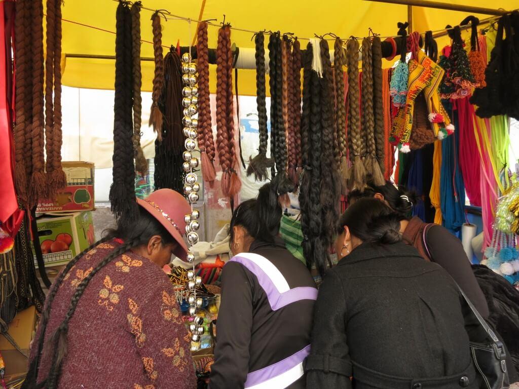 プーノ マーケット ペルー