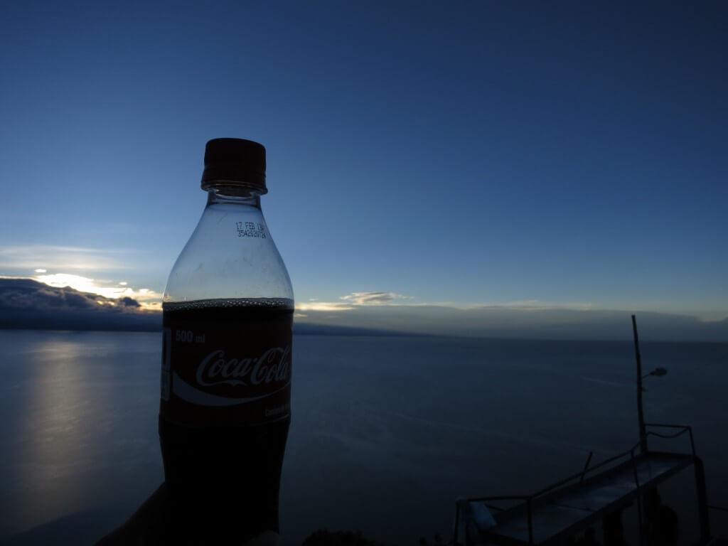 今日のコーラ 世界一周最後までコーラ
