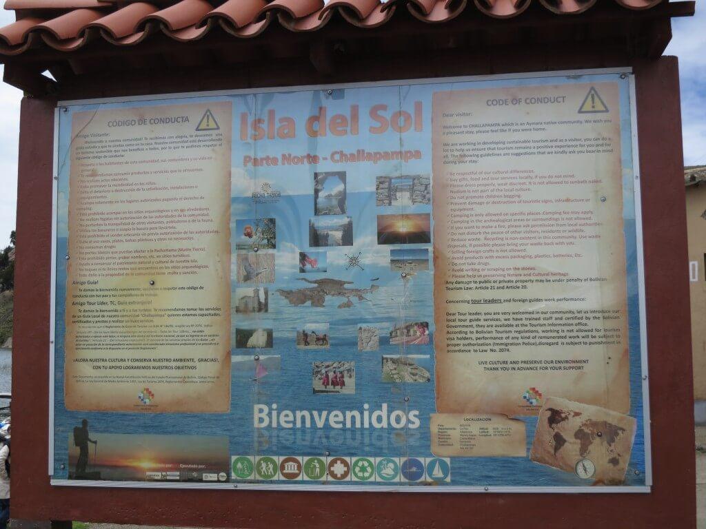 コパカバーナを観光!「太陽の島」へ
