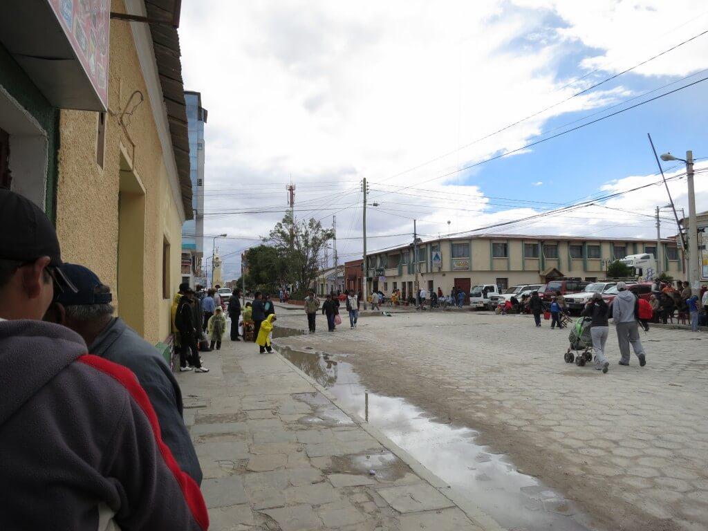 ウユニの街はWiFi環境がとっても悪くてブログが書けません(笑)