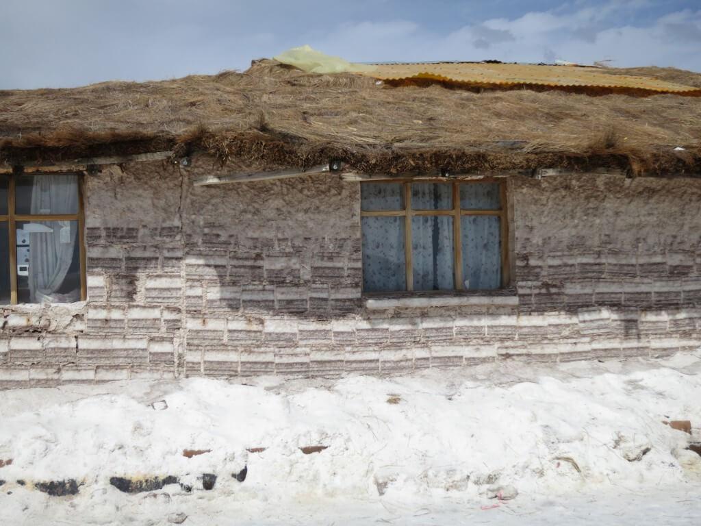 ウユニ塩湖のホテル情報 Hotel Playa Blanca(ホテル プラヤ ブランカ)