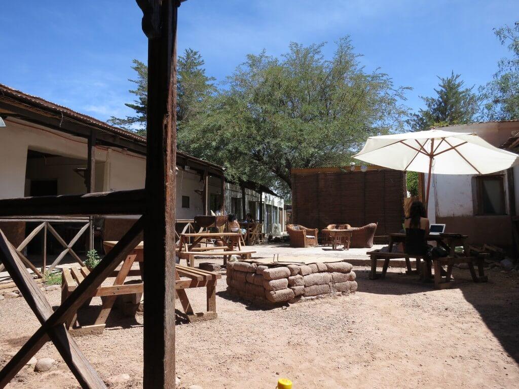 アタカマの安宿(ゲストハウス/ホテル)情報 Residencial La Rose d'Atacama(レジデンシャル ラ ローズ デ アタカマ)