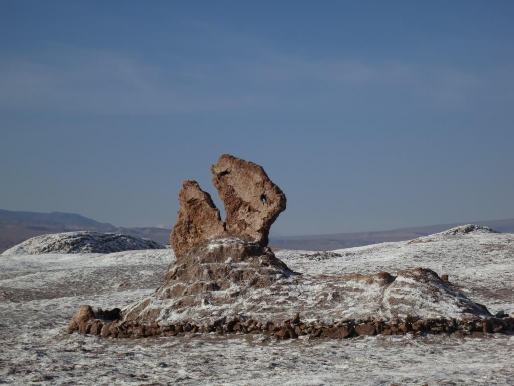 月の谷ツアー 恐竜 アタカマ チリ