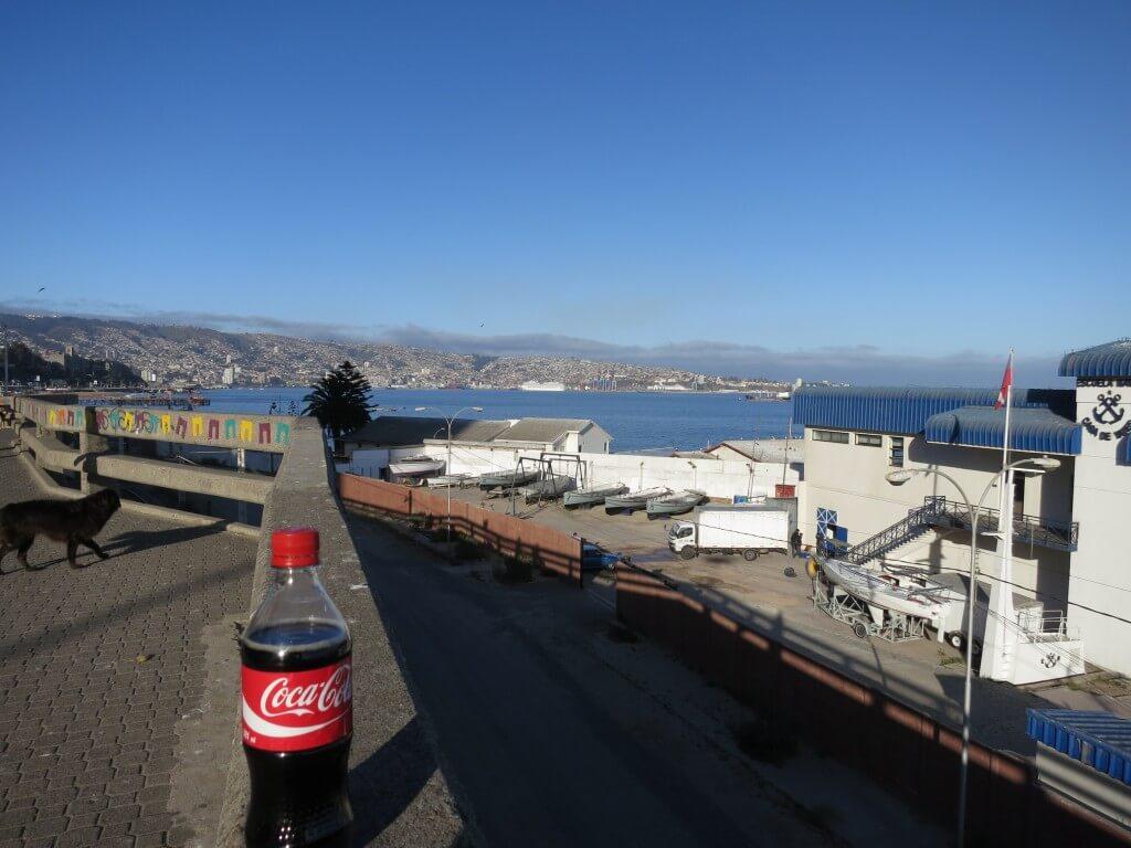 今日のコーラ チリはいいっすな♪