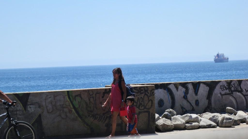 チリの日本人宿の汐見荘の行き方は?ビーニャデルマルで海鮮三昧な内容を紹介するよ