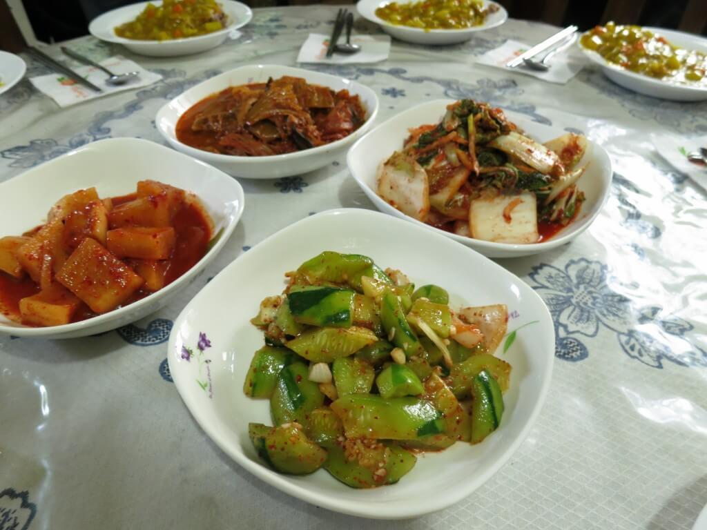 チリ サンティアゴ 韓国人宿 韓国ご飯!!「Goryeo minbak」