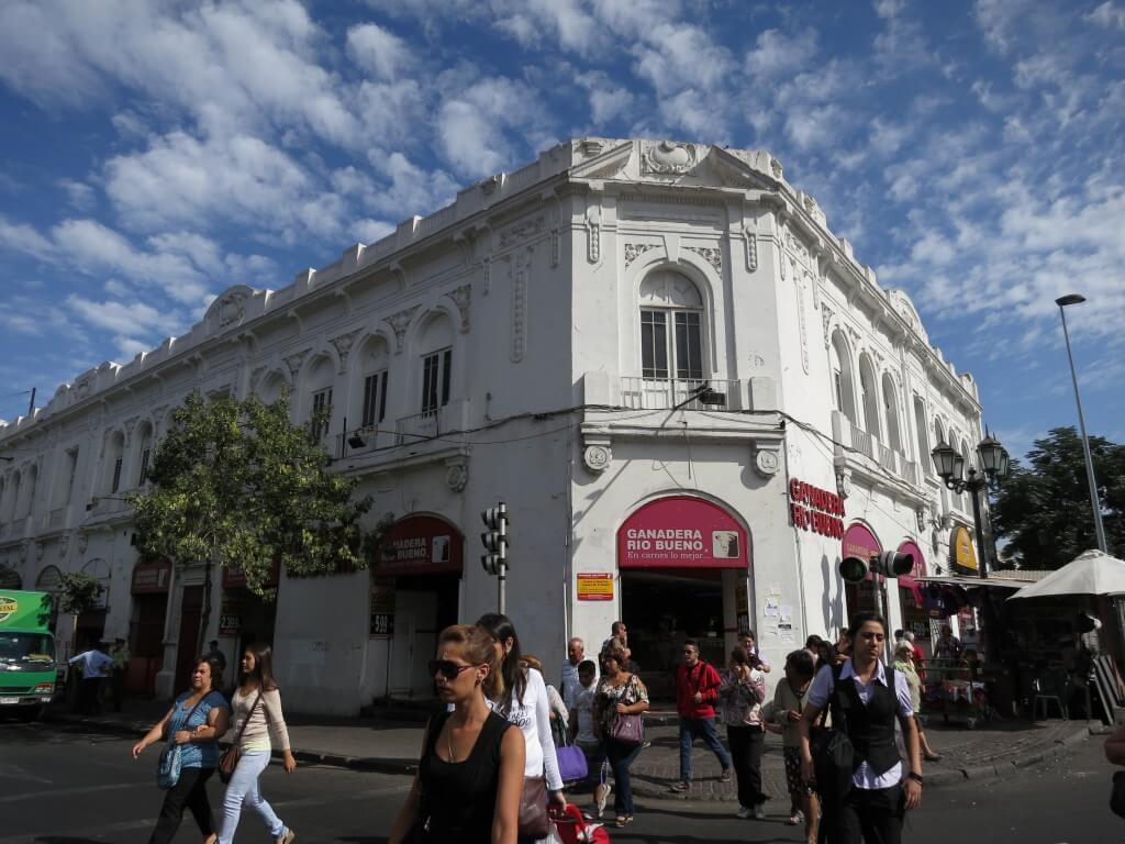 チリの首都サンティアゴで色々観光しましたよ!