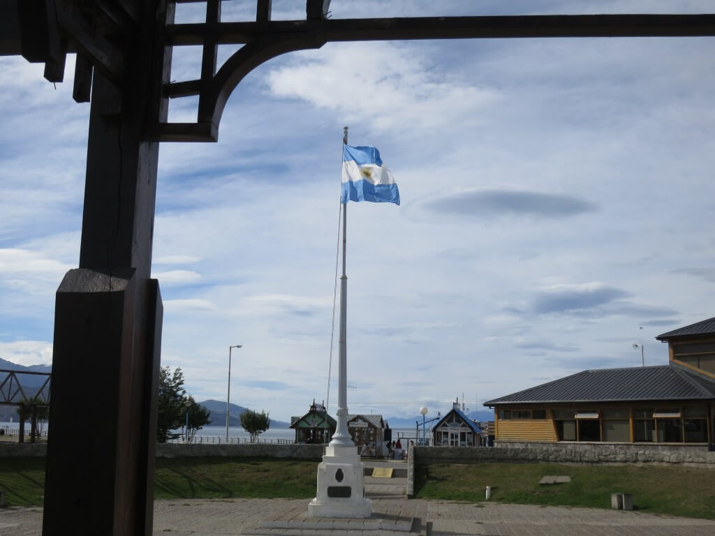 ウシュアイア アルゼンチン パタゴニア