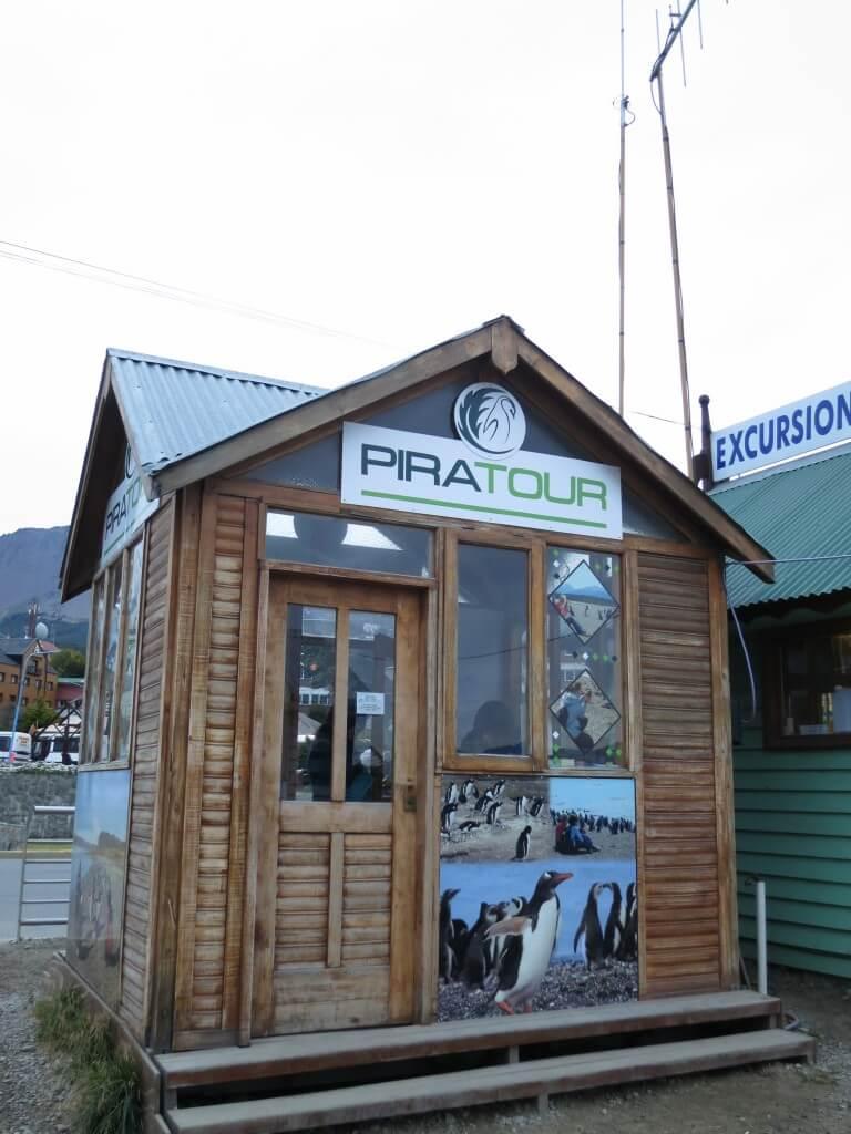 ビーグル水道ツアーはPIRAツアーのみペンギン島に上陸!?行くよ!